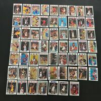 2008-09 Topps Chrome 61 Card Lot No Dups Greg Oden + More