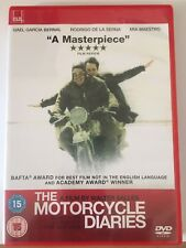 The Motorcycle Diaries (DVD, 2007) Spanish Drama, English Sub-Titles, Region 2