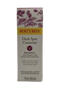 Burts Bees Dark Spot Corrector 1 oz