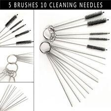 Remove Cleaning Needles Brushes Kit Carburetor Carbon Dirt Jet For Suzuki Carb