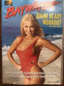 Baywatch Bikini Ready Workout (DVD, 2008)