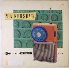 "12"" LP - Nik Kershaw - Radio Musicola - B3092 - washed & cleaned"