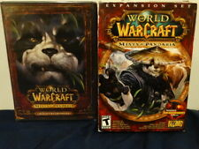 World of Warcraft: Mists of Pandaria (Windows/Mac 2012 + BEHIND THE SCENES DVD