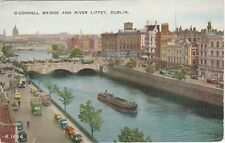 O'Connell Bridge & River Liffey, DUBLIN, County Dublin, Ireland