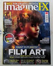IMAGINE FX Sci Fi Free 6 Hrs Videos D-load PAINT FUTURISTIC FILM ART Star Wars