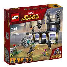 76103 LEGO Marvel Avengers Infinity War Corvus GLAIVE Trebbiatrice ATTACCO 416 PZ 7+