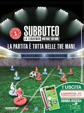 SUBBUTEO HW LA LEGGENDA VINTAGE EDITION Nuovo Gazzetta Sport Hasbro Squadre