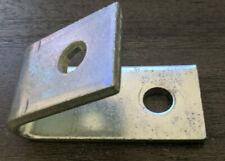 Unistrut 2 Hole 30 Degree Angle Fitting Zinc Plated
