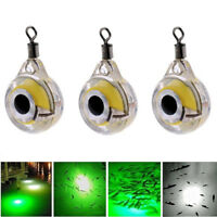 Fishing Lights Night Fluorescent Glow LED Underwater Night Fishing Light Lure