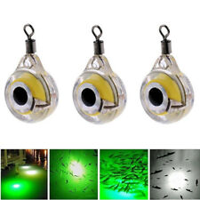 Fishing Lights Night Fluorescent Glow LED Underwater Night Fishing Light Lure~