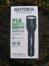 NUOVO! NexTorch NXP5G Torcia P5G LED Flashlight 800 lumens