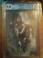 X-Men: Red #1 (Unknown Comics Edition variant) CGC 9.8 Dell'Otto Virgin X-23