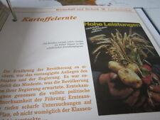 Das war die DDR Wirtschaft Technik Landwirtschaft Kartoffelernte