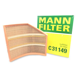 Panel Air Filter MANN 13 71 7 521 023 For BMW E60 E63 E64 545i 550i 645Ci 650i