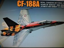 KINETIC # 48079 1/48TH SCALE CF-188A CANADIAN HORNET MODEL KIT