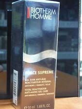 Biotherm - Homme Force Supreme Gel 50 ml 3605540536735
