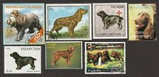 Field Spaniel * Int'l Dog Postage Stamp Collection * Great Gift Idea *