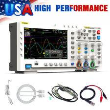 Fnirsi 1014d 2 Channel Digital Storage Oscilloscope Signal Generator 100mhz L3i0