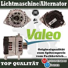 FIAT DUCATO IVECO DAILY  IV V ALTERNATOR / LICHTMASCHINE ORIGINAL VALEO 180A !!!