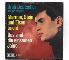 DRAFI DEUTSCHER 1966 :  MARMOR, STEIN UND EISEN BRICHT