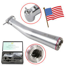 YABANGBANG Dental LED 1:5 Contra Angle Fiber Optic Handpiece Inner 4 Spray BER