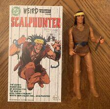 Marx Johnny West Weird Westerns Comic Book Scalphunter Box