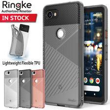 Google Pixel 2 XL Case Genuine RINGKE Bevel Diagonal TPU Form Lightweight Cover
