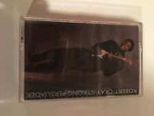 THE ROBERT CRAY BAND - STRONG PERSUADER - CASSETTE TAPE - BLUES