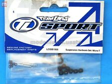 Team Losi LOSB1505 Suspension Hardware Set: Micro-T/B/DT modellismo