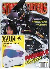 February Motorcycles Streetfighters Magazines