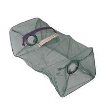 Foldable Crab Fish Crawdad Shrimp Minnow Fishing Bait Trap Cast Dip Net New