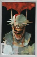 The Batman who Laughs Issue #5 Variant Cover DC Comics (July 2019) NM