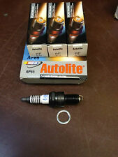 AUTOLITE PLATINUM SPARK PLUG AP65  in ORIGINAL BOX (2 boxes of 4 PLUGS)