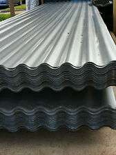 Zincalume roofing sheets NEW 3.3 M X 900 mm x .42  11ft x 3ft $7.50 L/M Inc GST
