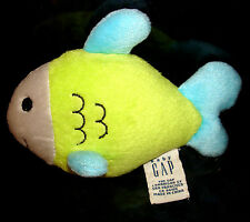 FISH Plush BABY GAP Infant Children's DOLL Girl Toy Crib Kids Infant Soft Kid