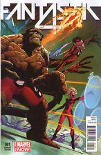 FANTASTIC FOUR #1 - Marvel Now! - 2014 - VARIANT COVER 1:50