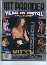 Hit Parader Year in Metal 1993 Metallica Soundgarden