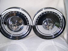 Harley Davidson Fatboy Softail Heritage Chrome Wheels FLSTF EXCHANGE