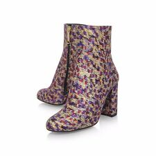 Ankle Boots Size 3/ 36 Kurt Geiger London Nova Multi. Suitable for any occasion