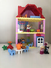 Lego Duplo 10505 Dollhouse, Used, Complete Set with Instructions, Excellent Cond