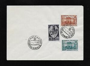 CHESS RUSSIA WORLD CHAMP MATCH, BOTVINNIK v SMYSLOV 2.3-9.5.58 ON 1948 SET