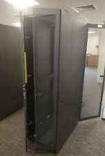 Dell 42U 4210 Server Rack Enclosure Cabinet All Doors and Panels & Key