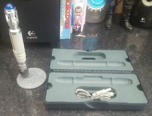 Doctor Who 10th Sonic Screwdriver Wand Company Universal Remote Prop Replica.