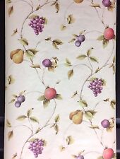 Trailing Fruits Paperpro Wallpaper Prepasted #FD58824 (Lot of 6 Double Rolls)