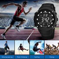 SYNOKE Sport Action Watch Multi-Function Waterproof  LED Digital Double Watch