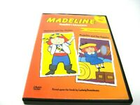 MADELINE MADELINE'S ADVENTURES DVD UNDER 5.00 (GENTLY PREOWNED)