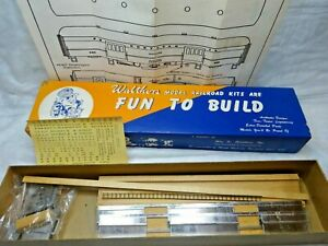WALTHERS #7819  60' Baggage Car KIT  HO Scale.