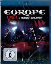 EUROPE: LIVE AT SHEPHERD'S BUSH, LONDON (Blu-ray Disc) NEU+OVP