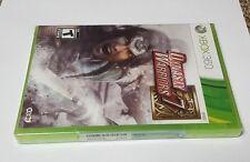 Dynasty Warriors 7 (Microsoft Xbox 360, 2011)
