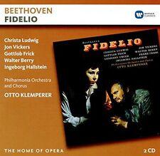 Otto Klemperer - Beethoven Fidelio [CD]
